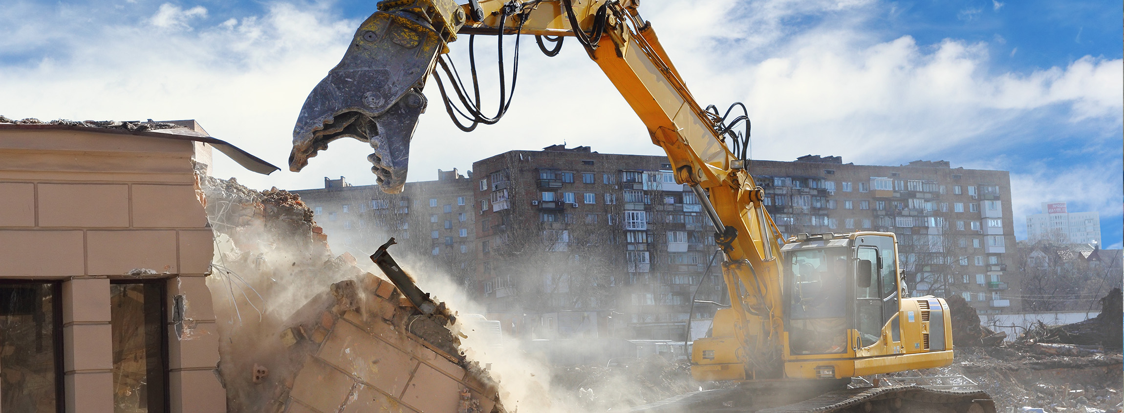 Búracie, zemné a výkopové práce